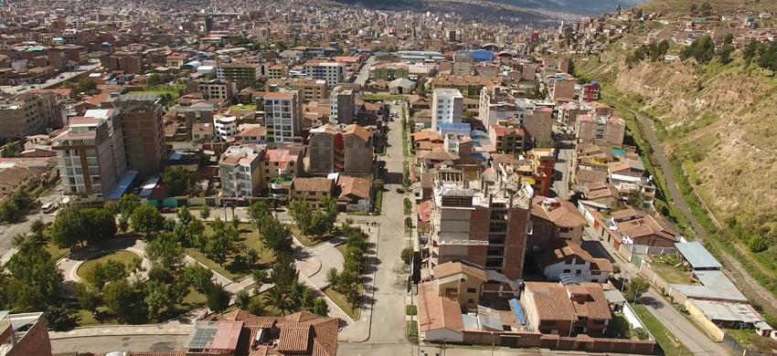 El Gobierno Regional de Cusco a través del Proyecto Especial Plan Copesco, realiza la reposición de 14 calles de la Residencial Huancaro (Santiago), obras que fueron supervisadas por el Presidente Edwin Licona Licona, junto a funcionarios, profesionales, técnicos, dirigentes y vecinos de la zona.