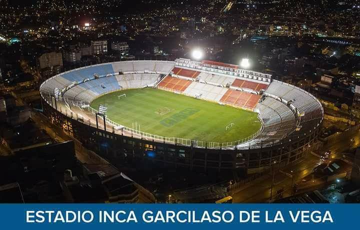 El Estadio Inca Garcilaso de la Vega, el vetusto; pero a la vez joven, el único que tiene la ciudad del Cusco, después de muchos años luce como escenario apto para torneos nacionales e internacionales. Esta vez con un nuevo rostro de diseño