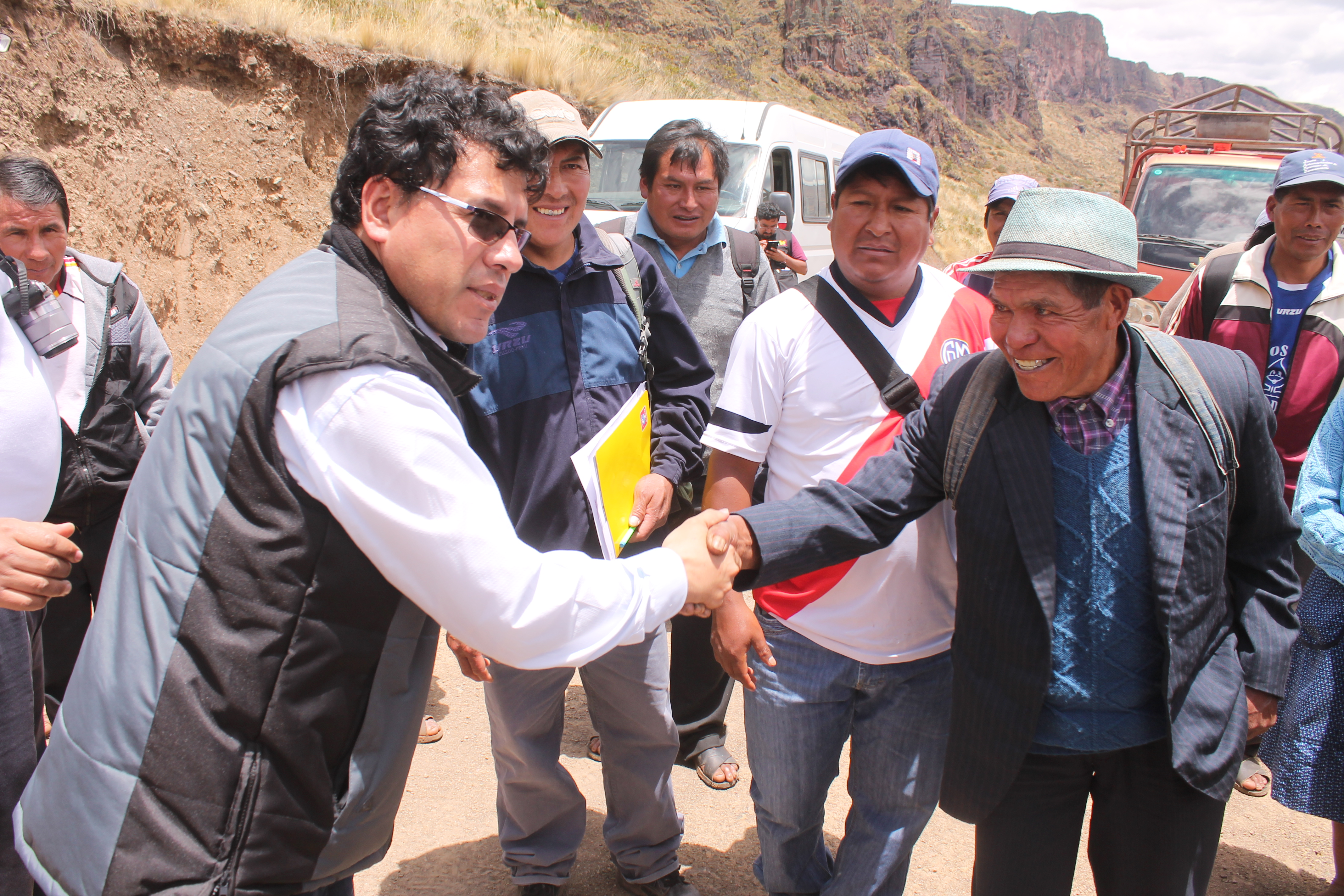 Más obras para la región del Cusco.